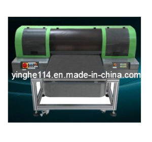 Excellent Quality Digital Glass UV Flatbed Printer pictures & photos