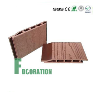 WPC Wood Plastic Composite Wall Panel for Wall Decoration pictures & photos