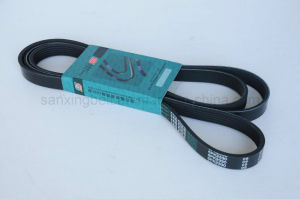 Industrial Rubber Ribbed Poly V Belt with High Transmision Efficiency and Low Noice