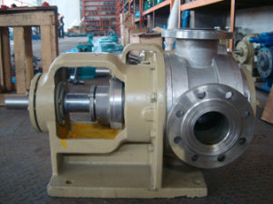 Nyp 30 High Viscosity Internal Gear Oil Pump pictures & photos