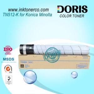 Copier Parts Tn512 Color Copier Toner Cartridge for Konica Minolta Bizhub C454 C554 pictures & photos