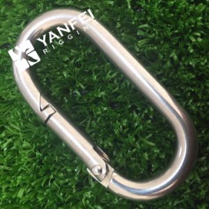 Stainless Steel Straight Type Snap Hook pictures & photos