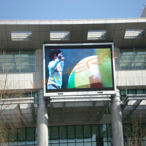 Waterproof P16 Large LED Display for Outdoor Advertising