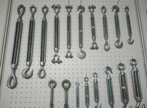 Carbon Steel Shackle HDG / Turnbuckle Screw pictures & photos