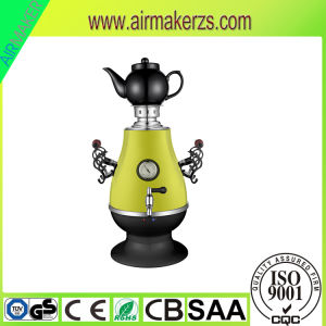 3.2L Electric Tea Samovar with Retro Metal Handle&Cover GS/Ce pictures & photos