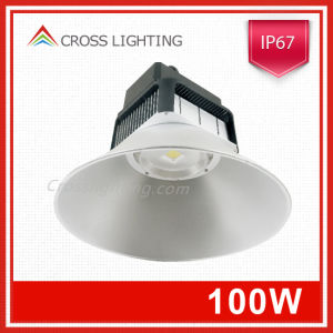 IP67 100W LED High Bay Light with Epistar