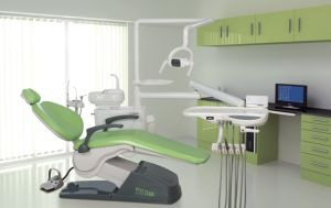 China Low Cost Dental Chair Unit (B2) pictures & photos