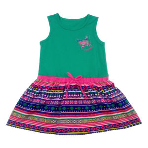Kids Baby Girl Dress in Children′s Wear (TCD001) pictures & photos