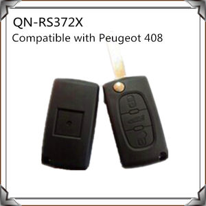 3 Buttons Car Key FOB Compatible with Peugeot 408 Car Key Remote pictures & photos