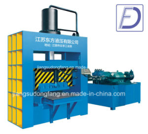 Hydraulic Scrap Metal Baler and Shear Guillotine pictures & photos