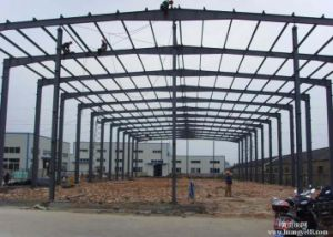 Fresh Vegetable Storage Steel Structure Warehouse Prefab Warehouse pictures & photos