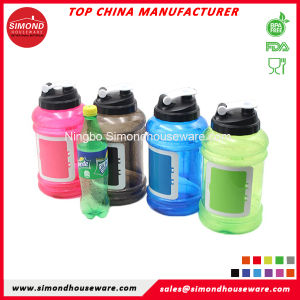 2.2L Eco-Friendly Storage Bottle with Handle pictures & photos