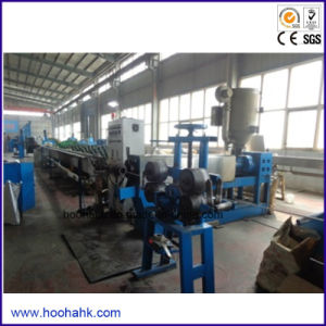 Plastic Cable Wire Extrusion Production Line pictures & photos