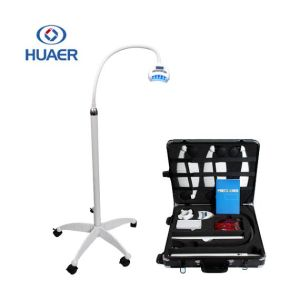 Professional LED Operating Light for Dentist Teeth Whitening White Light Ce Approved pictures & photos