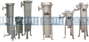 Single-Bage Filter Housing pictures & photos