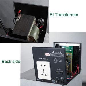 1kvaover-Voltage Protection Voltage Stabilizer/Regulator AVR pictures & photos