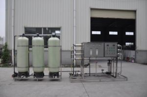 Industrial RO Plant for Drinking Water Treatment pictures & photos