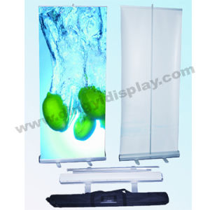 Economy Roll up Banner Stand Display (DR-02-C) pictures & photos