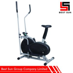Stationary Bicycle with Seat, Gym Cross Trainer pictures & photos