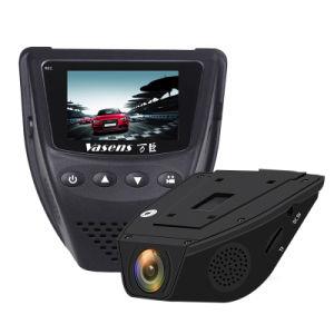 GPS Mini Hidden Car DVR Dual Len Camera for Sale 1080P Full HD Recorder pictures & photos