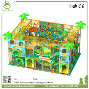 Used Commercial Plastic Nature Theme Kids Indoor Playground Equipment pictures & photos