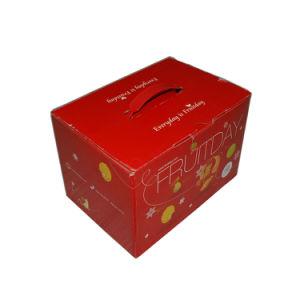 Die Cut Folding Paper Food Fruit Box pictures & photos