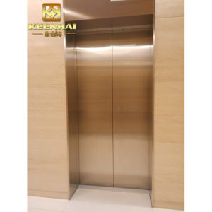 PVD Color Coated Decorative Stainless Steel Elevator Door pictures & photos