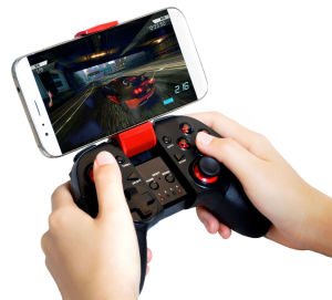 Bluetooth Joustick Game Controller with Clip for Android/Ios Device Compatible with Windows pictures & photos