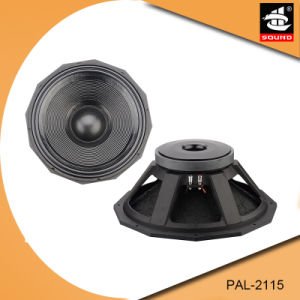 15 Inch Professional Woofer PAL-2115 pictures & photos