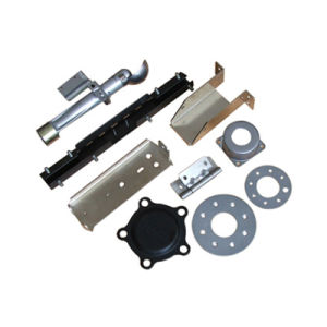 OEM Precision Sheet Metal and Stamping Part pictures & photos