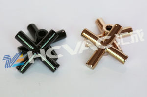 Sanitary Taps/Bathroom Faucet PVD Titanium Nitride Gold Coating Equipment pictures & photos