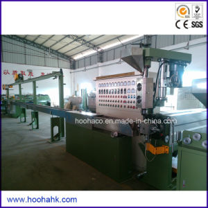 High Speed Earphone Cable Extrusion Machine pictures & photos