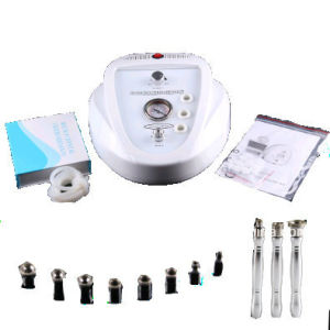 Diamond Dermabrasion for Dead Skin Rejuvenation Acne Removal Skin Deep Cleaning Beauty Machine pictures & photos