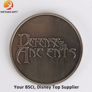 New Products Epoxy Coating Metal Coin pictures & photos