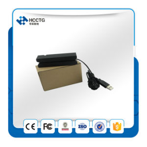 ID Cards 3 Tracks Magnetic Card Reader Msr (HCC750U-06) pictures & photos