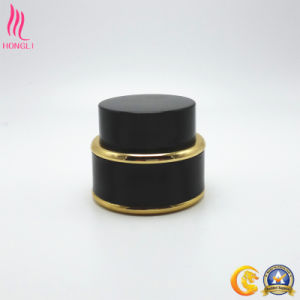Black Matte Unique Cream Jar for Wholesale pictures & photos