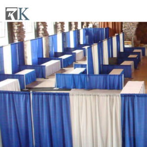 Trade Show Booth for Exhibition display Pipe and Drape pictures & photos