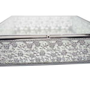 High Quality Cheap Folding Glass Jewelry Box pictures & photos