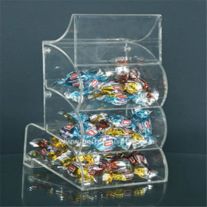 Custom Acrylic Supermarket Single Food Dispenser Box (BTR-K4023) pictures & photos