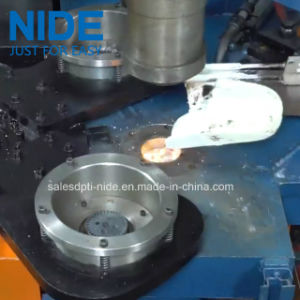 Automatic Electric Motor Armature Aluminume Rotor Die Casting Machine pictures & photos