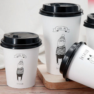 China Wolesale Disposable Single Wall Coffee Cups pictures & photos