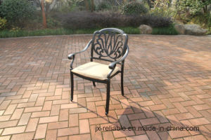 Classic Garden Cast Aluminum Stationary Chair Furniture pictures & photos