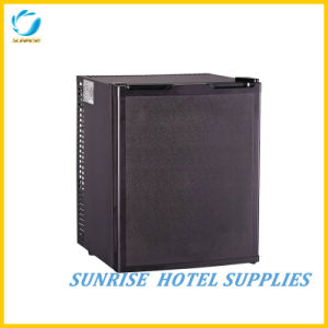20L Hotel Black Minibar with LED Light pictures & photos