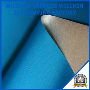 Silvery PU Coating Shading Tent Umbrella Textile pictures & photos