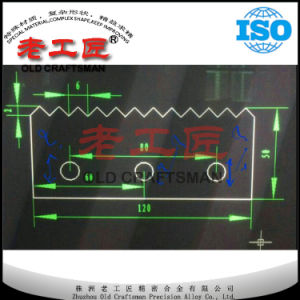 Welding Cemented Carbide and Steel Parts of Expanded Mesh Metal Machine pictures & photos