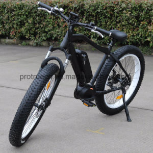 High Quality Mountain Electric Bike Bicycle with En 15194 pictures & photos