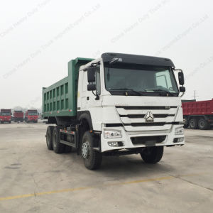 371HP Sinotruk HOWO 6X4 25 Tons Dump Truck pictures & photos