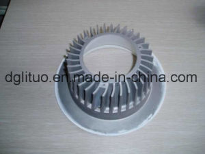 Precision Aluminum Die Casting with CNC Lathe Precise Parts pictures & photos