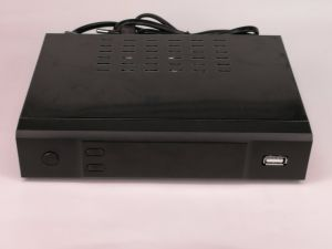 Hevc/H. 265 DVB-T2 Receiver with RJ45 Port pictures & photos