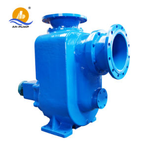 High Pressure Fire Fighting Centrifugal Self Priming Pump pictures & photos